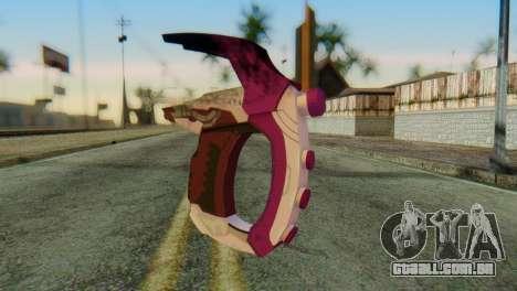 Break Gun para GTA San Andreas