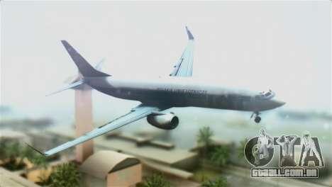 Boeing 737-800 Polskie Linie Lotnicze LOT para GTA San Andreas