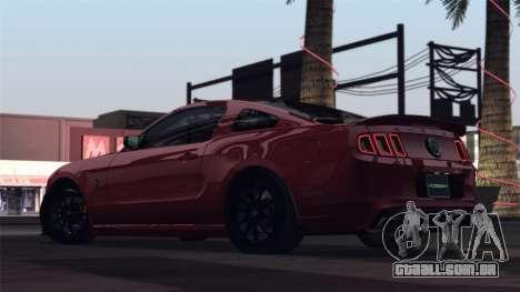 ENB by OvertakingMe (UIF) for Powerfull PC para GTA San Andreas oitavo tela