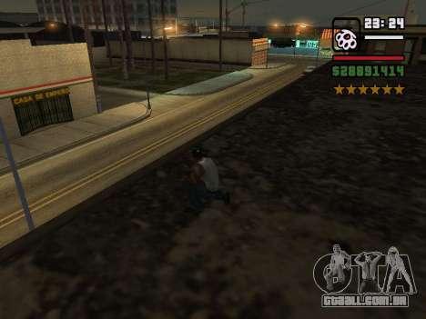 Real Cops para GTA San Andreas segunda tela