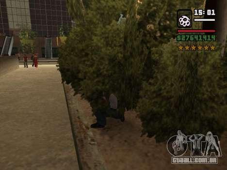 Real Cops para GTA San Andreas terceira tela
