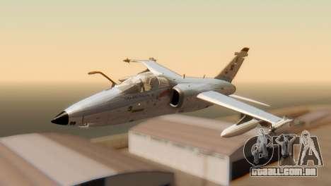 Embraer A-1 AMX FAB para GTA San Andreas