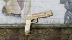 Desert Eagle Skin from GTA 5 para GTA San Andreas