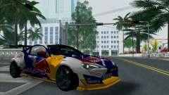 Toyota GT86 Red Bull