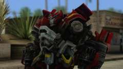Ironhide Skin from Transformers v1