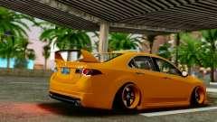 Acura TSX Hellaflush 2010