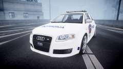 Audi RS4 Serbian Police [ELS]
