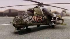 Mil Mi-24V Czech Air Force Tigermeet