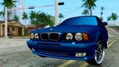 BMW M5 E34 Gradient