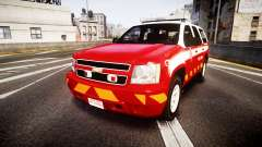 Chevrolet Tahoe 2013 Battalion Chief Unit [ELS]