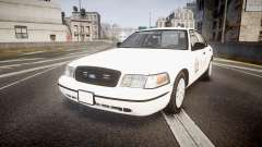 Ford Crown Victoria Sacramento Sheriff [ELS] para GTA 4