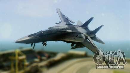 F-14D Super Tomcat Halloween Pumpkin para GTA San Andreas