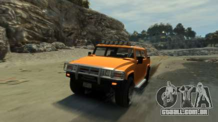 Mammoth Patriot Pickup para GTA 4