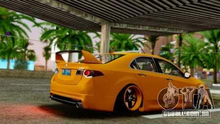 Acura TSX Hellaflush 2010 para GTA San Andreas