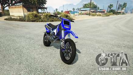Maibatsu Sanchez Yamaha-KTM-Monster Energy para GTA 5