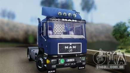 MAN F90 para GTA San Andreas