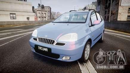 Daewoo Tacuma 2001 para GTA 4
