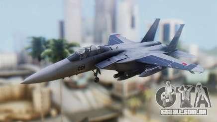 F-22J Japan Air-Self Defense Force para GTA San Andreas