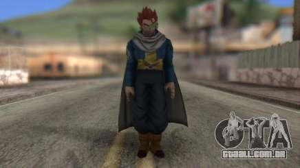 Dragon Ball Xenoverse Mysterious Warrior para GTA San Andreas