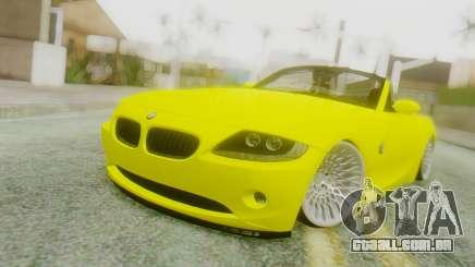 BMW Z4 Construção Ens para GTA San Andreas