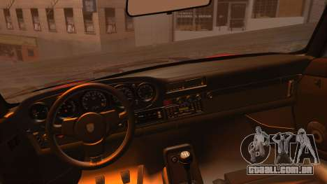 Porsche 911 Turbo (930) 1985 Kit A para GTA San Andreas vista direita