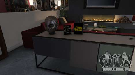 GTA 5 Star Wars Posters for Franklins House 0.5 nono screenshot