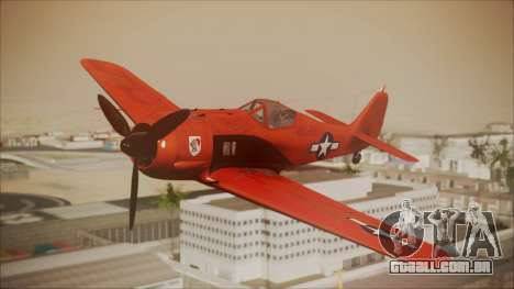 FW-190 A-8 US Air Force para GTA San Andreas