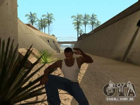 Ped.ifp Animação Gopnik para GTA San Andreas sétima tela