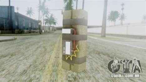GTA 5 Sticky Bomb para GTA San Andreas
