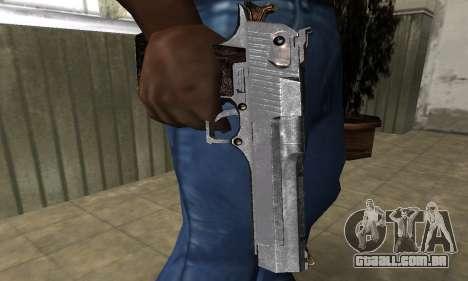 Old Deagle para GTA San Andreas segunda tela