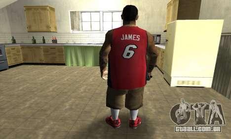 Miami Man para GTA San Andreas terceira tela