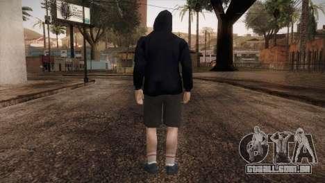 Mercenário máfia na capa para GTA San Andreas terceira tela