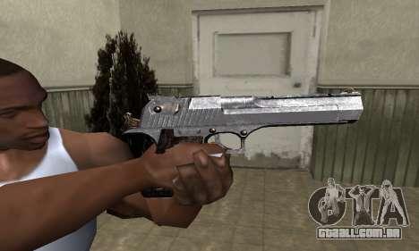 Old Deagle para GTA San Andreas