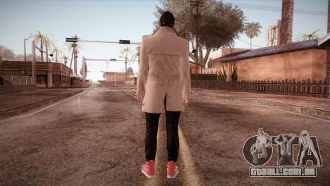Skin2 from DLC Gotten Gaings para GTA San Andreas terceira tela