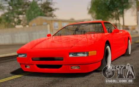Infernus Hamann Edition New Wheels para GTA San Andreas
