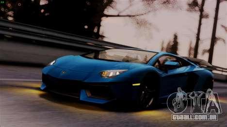 R.N.P ENB v0.248 para GTA San Andreas segunda tela