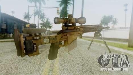 MSR para GTA San Andreas segunda tela