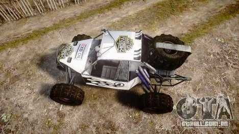Buggy Fireball para GTA 4 vista direita