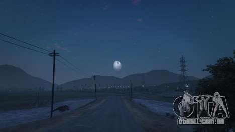 DeathStar Moon v3 Complete Deathstar para GTA 5