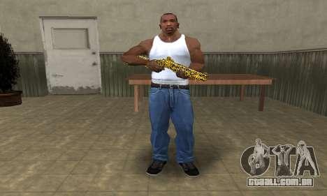 Microshem Shotgun para GTA San Andreas terceira tela
