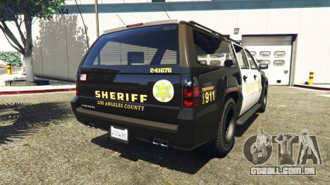GTA 5 Los Angeles Police and Sheriff v3.6 nono screenshot