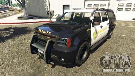 Los Angeles Police and Sheriff v3.6 para GTA 5