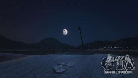 GTA 5 Majoras Mask Moon terceiro screenshot