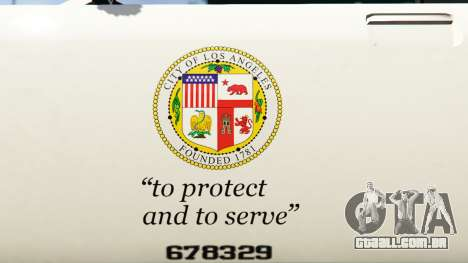 GTA 5 Los Angeles Police and Sheriff v3.6 quinta imagem de tela