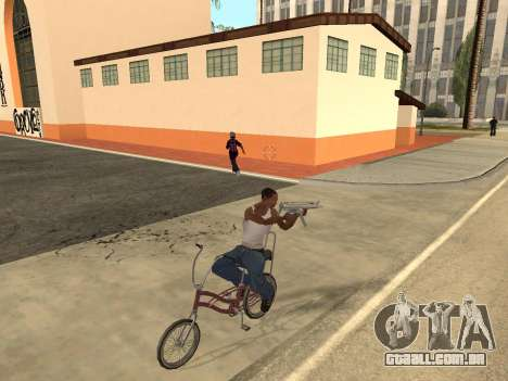 Manual Driveby para GTA San Andreas terceira tela