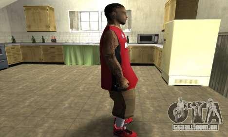 Miami Man para GTA San Andreas segunda tela