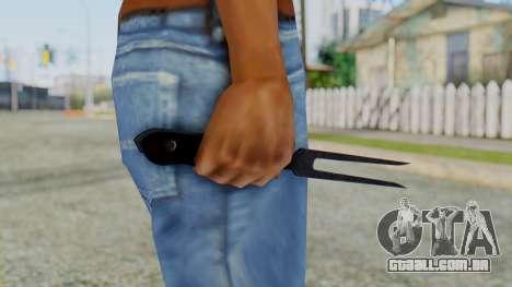 Fork from Silent Hill Downpour para GTA San Andreas segunda tela