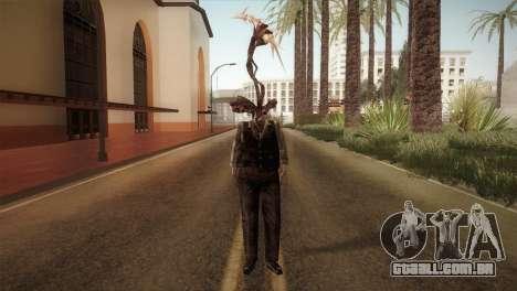 RE4 Don Hose Plagas para GTA San Andreas segunda tela