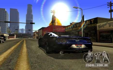 Zolta ENB para GTA San Andreas terceira tela
