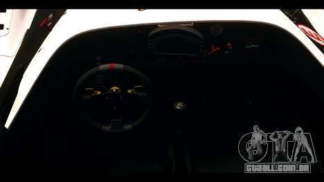 Radical SR8 RX para GTA 4 vista direita